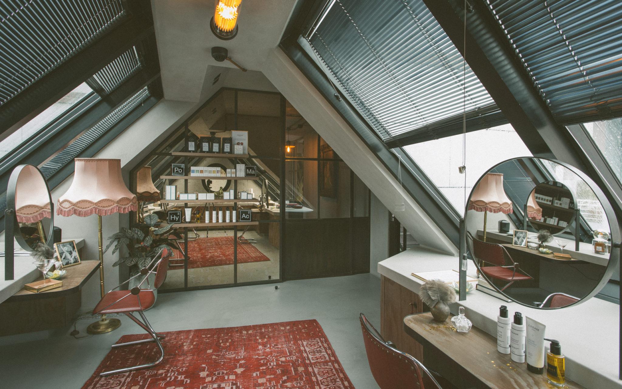 Photo de l'intérieur du Melrose