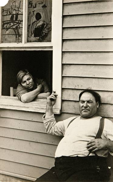 Walker Evans (1903-1975, États-Unis) Ossining (People in Summer, NY State Town), 1931 © Walker Evans Archive, The Metropolitan Museum of Art