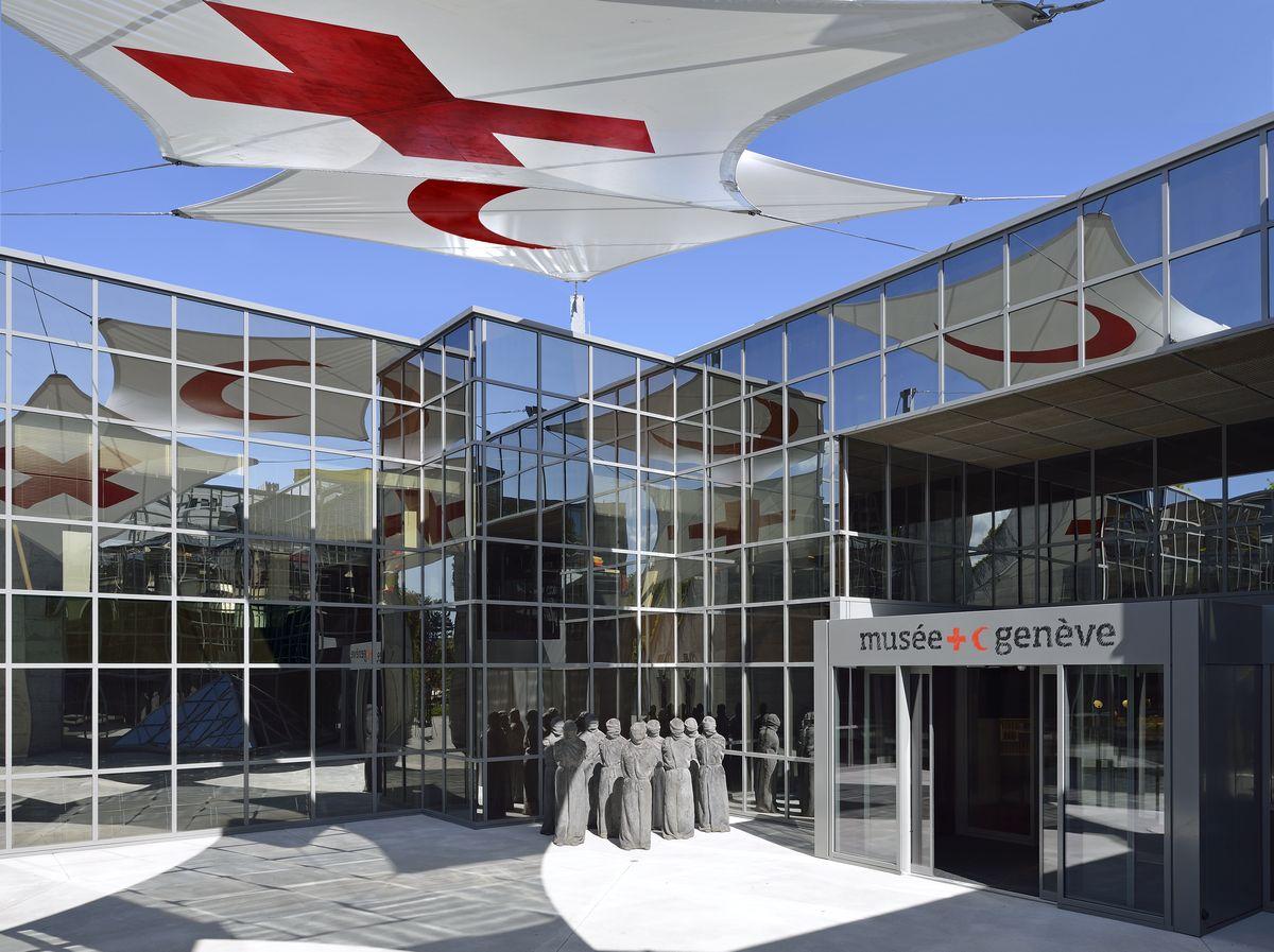 Atrium du MICR, CICR, art, expo