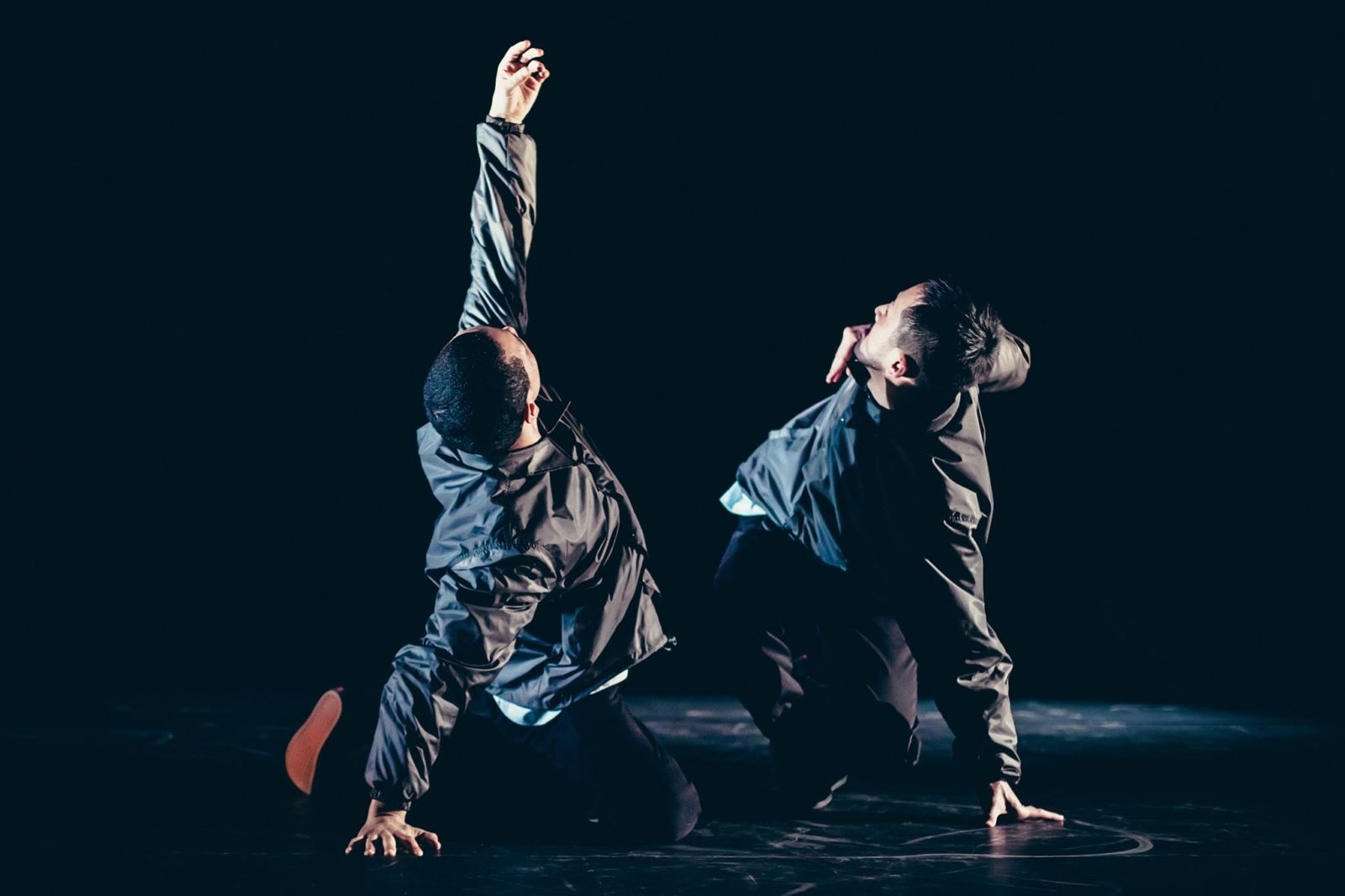 Groove'n'move, duo de danseurs du festival de danse Hip-hop à Genève