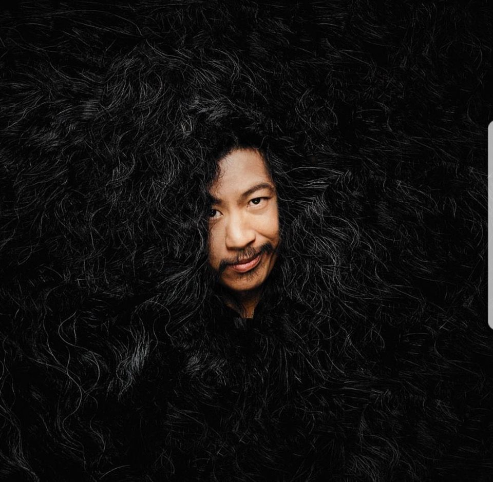 Bun Hay Mean, le Chinois marrant, humoriste et comédien franco-cambodgien, au théâtre du léman, genève