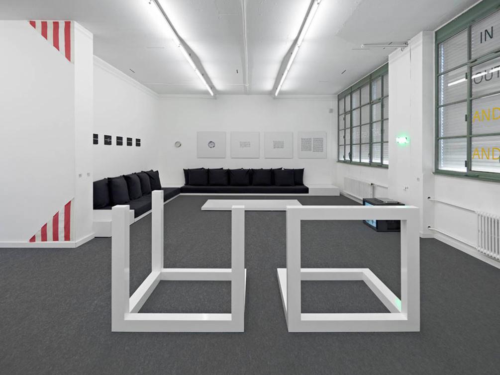 L'appartement, Mamco, 1975-1991, Ghislain Mollet-Viéville, Genève