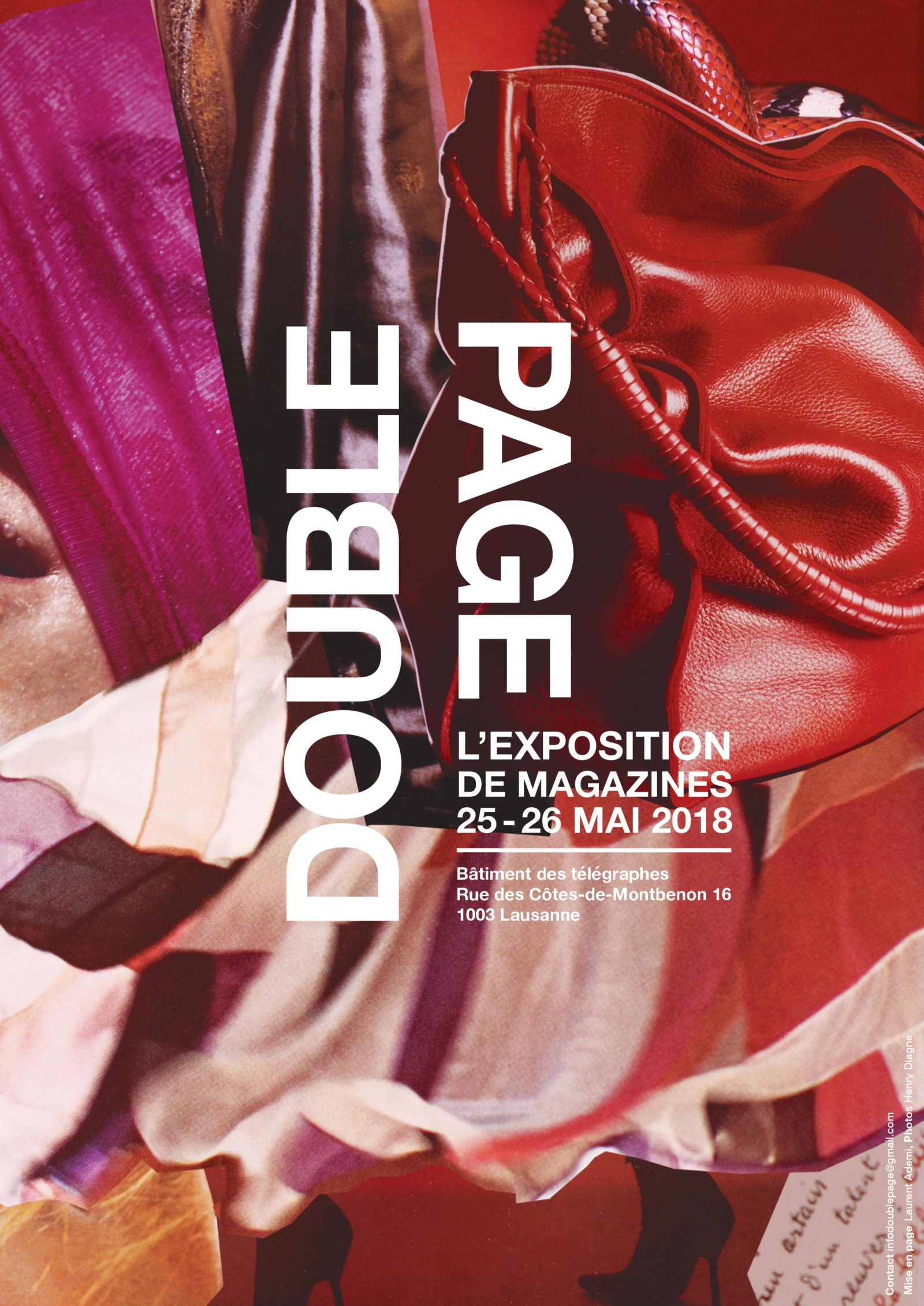 Affiche Double Page