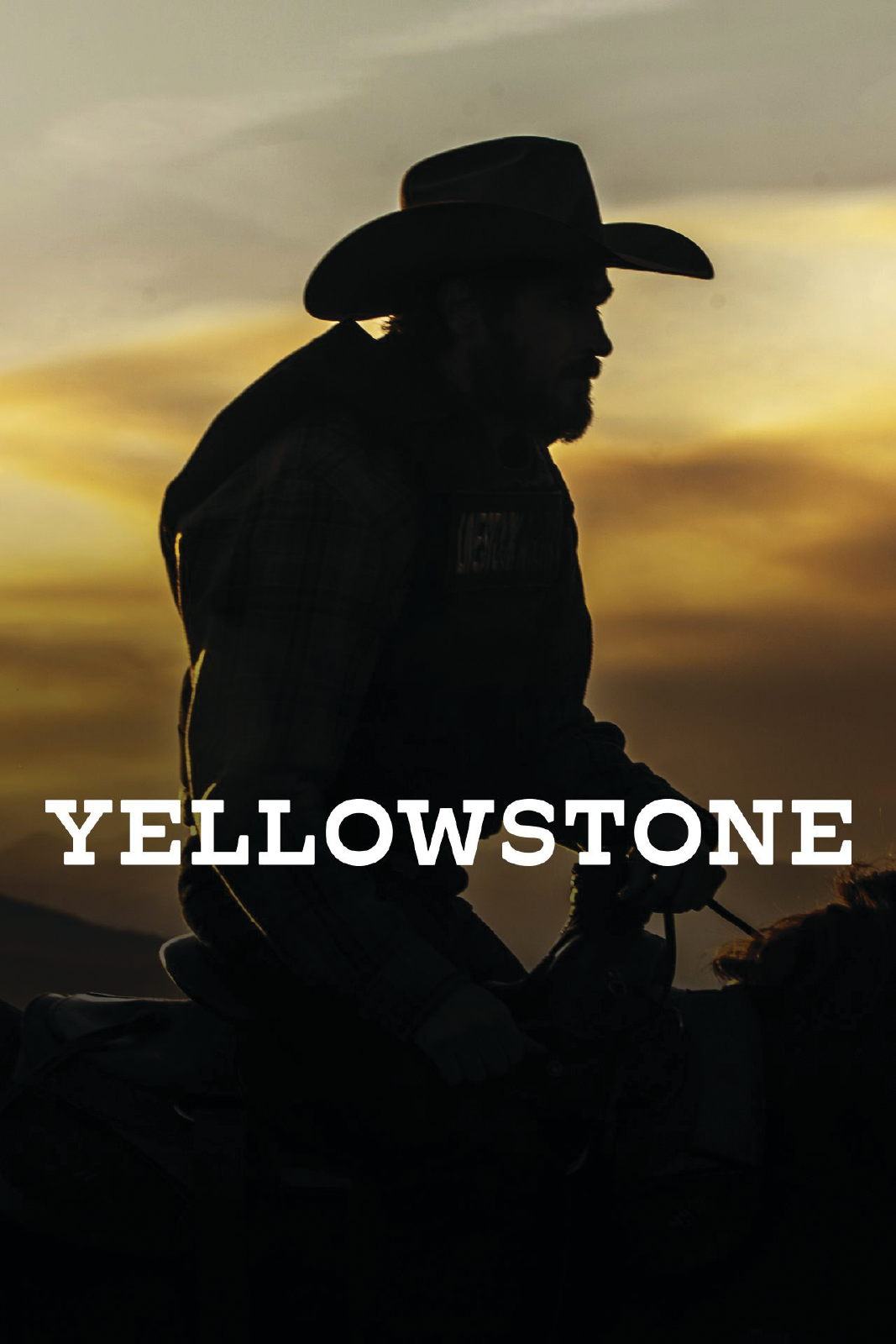 Affiche de yellowstone, série 2018, dans rdv pris pour go out juin 2018