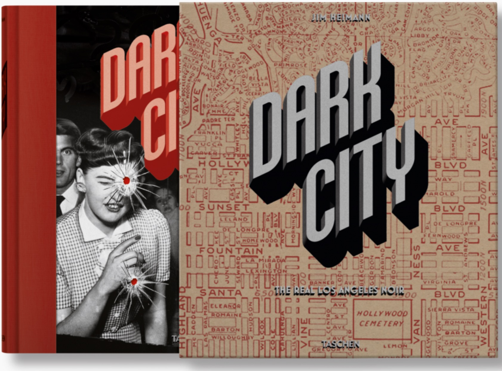 « Dark City. The Real Los Angeles Noir » (c)Jim Heimann, Les fans de la démentielle œuvre littéraire de James Ellroy