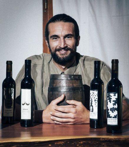 Raphaël Piuz, Domaine des Dix Vins © Frank Mentha